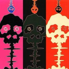 Takashi Murakami Time Bokan 2006: Set of 3 works