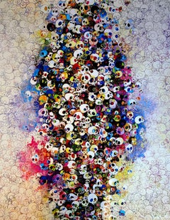 TAKASHI MURAKAMI:  Who's afraid of red, yellow... Superflat, Japanese Pop Art