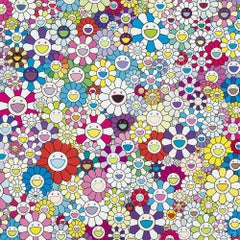 The nether world Limited Edition (print) by Takashi Murakami signed and numbered