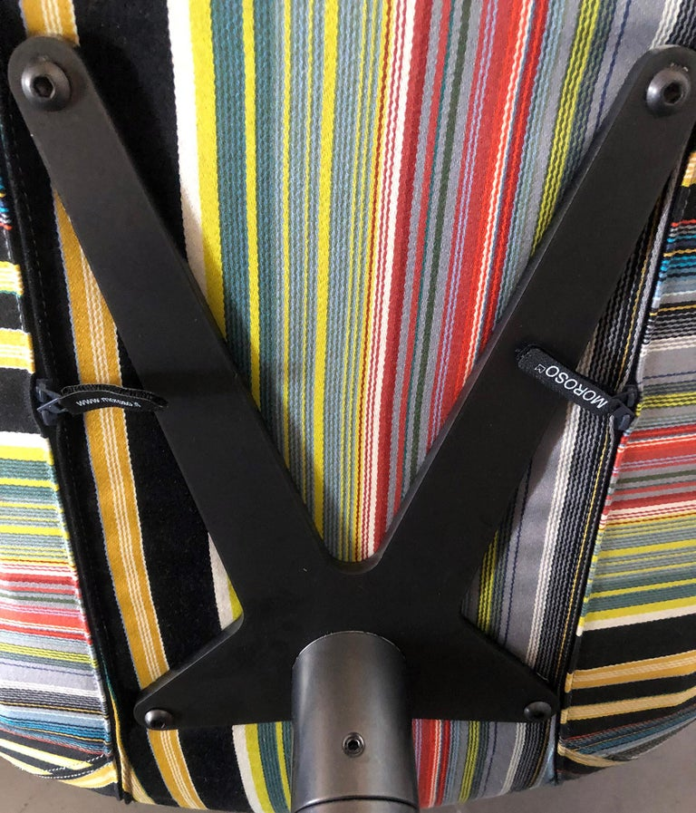 Take A Line For A Walk Chair, Alfredo Haberli, Paul Smith Edition for Moroso For Sale 2