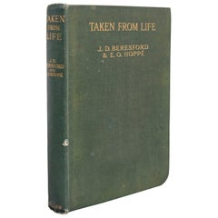 Taken from Life by J. D. Beresford & E. O. Hoppe 1922 1st Edition