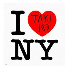 1 <3 TAKI (I LOVE NY)