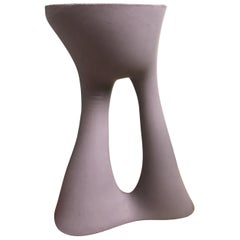Tall Charcoal Kreten Side Table from Souda, Factory 2nd
