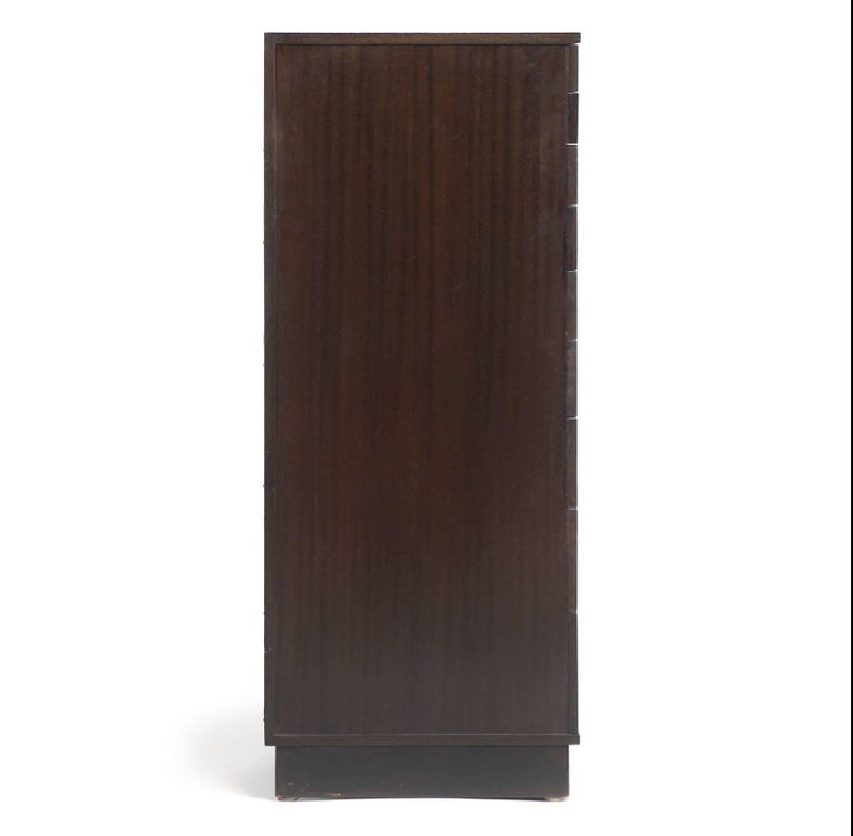 American Tall Dresser by Edward Wormley For Sale
