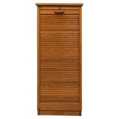 Tall Eeka Cabinet with Tambour Door