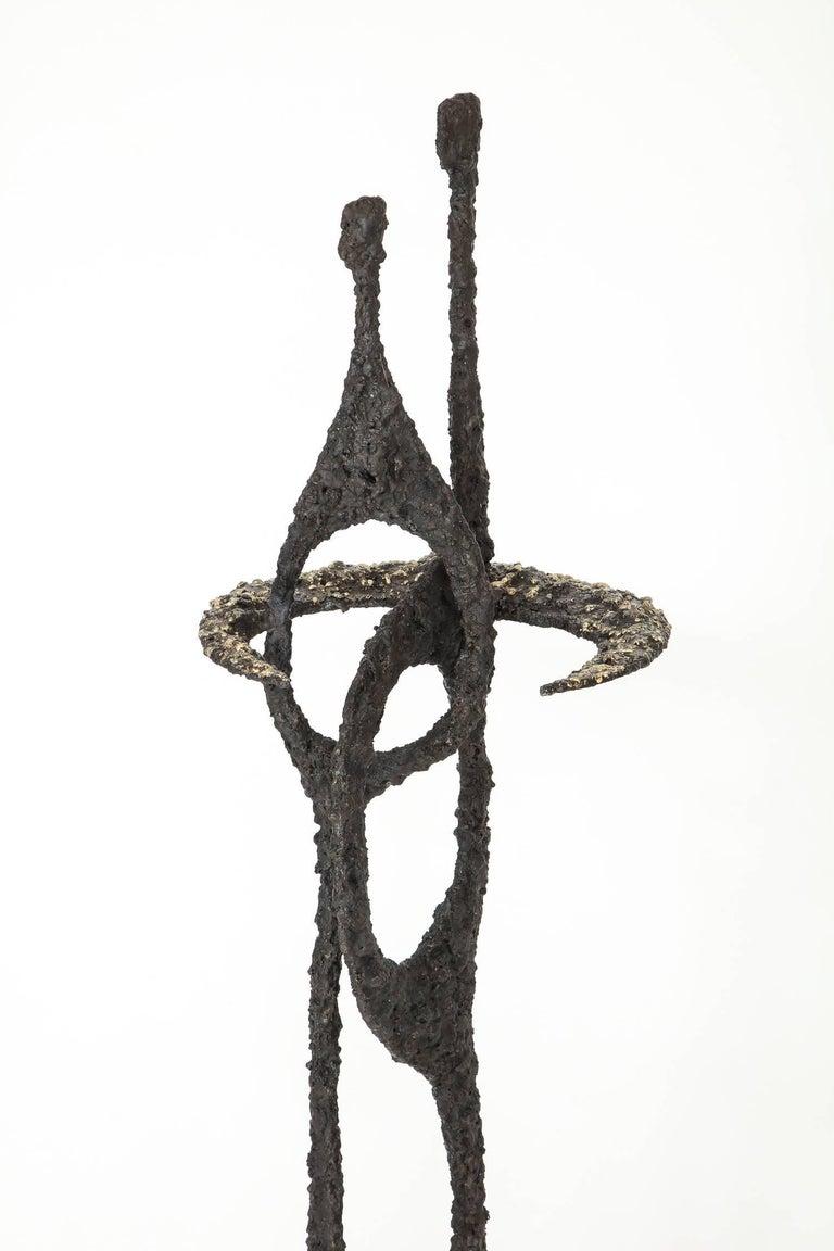 Tall James Bearden Sculpture