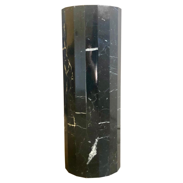 Tall Marble Pedestal For Sale