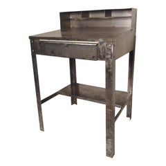 Tall Metal Drafting Table