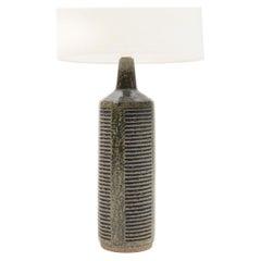 Tall Table Lamp by Per Linnemann Schmidt for Palshus Ceramic
