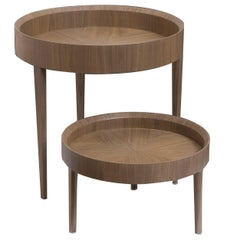 Tallgirl Set of Two Side Tables
