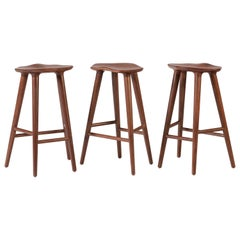Tam Counter Stool 4 Legs, Tzalam