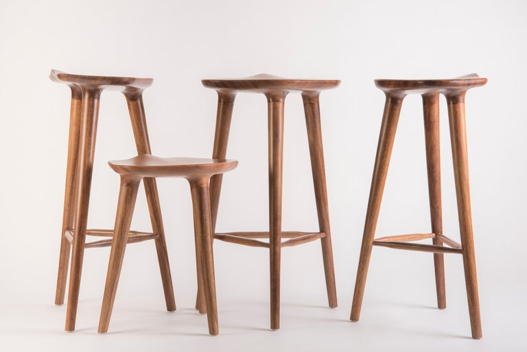 Mexican Tam Counter Stool, Tzalam For Sale