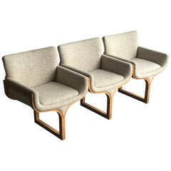 Tandem Seating Bench by Arthur Umanoff