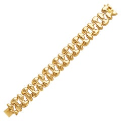 Tane 18 Karat Yellow Gold Bracelet