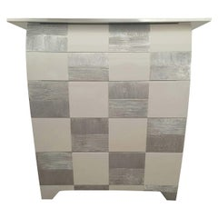 Tang Checkerboard Chest of Drawers