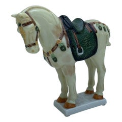 Tang Dynasty Horse by Franklin MInt, 1987
