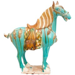 Tang Dynasty Style Figure of a Horse