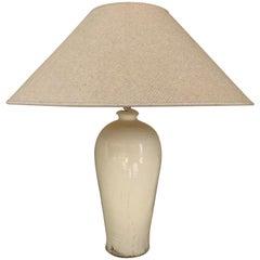 Tang Style Tablelamp Vase