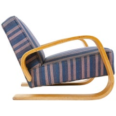 Tank Lounge Chair by Alvar Aalto for Artek