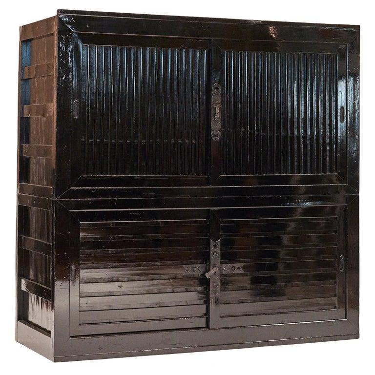 Tansu Cabinet, Meiji Era, Japan For Sale