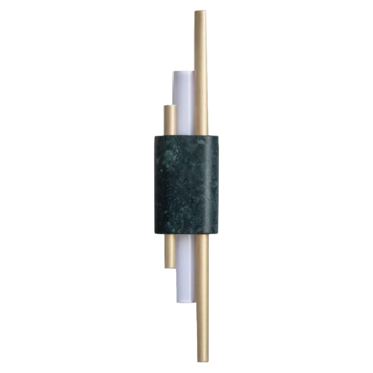 Tanto Wall Light, Large, Green by Bert Frank