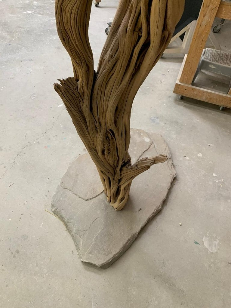 Tanya Ragir, Church of Trees-Sculpture Edition 1/1 For Sale 2