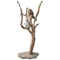 Tanya Ragir, Church of Trees-Sculpture Edition 1/1