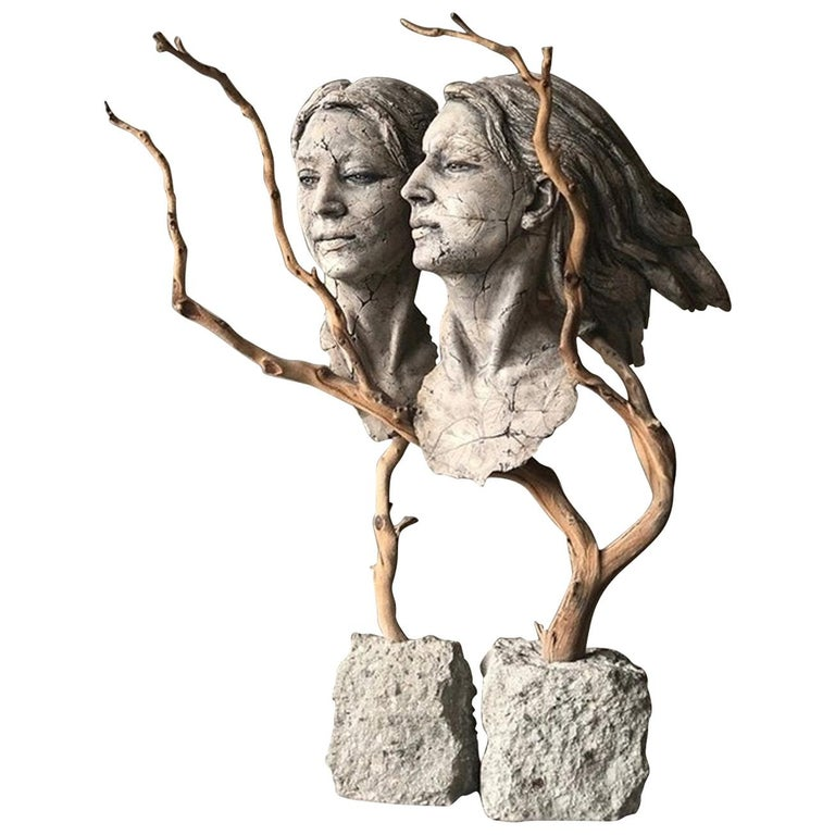 "Tanya Ragir ""MUSE"" Sculpture 1/1 For Sale"