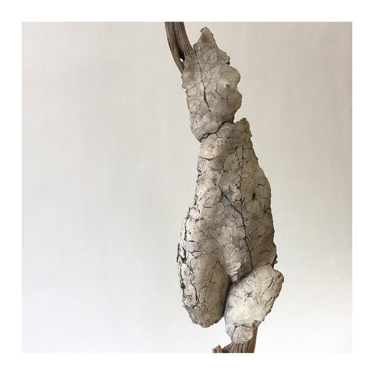Tanya Ragir One of a Kind Sculpture, LEAN UP, 2018 In New Condition For Sale In Los Angeles, CA