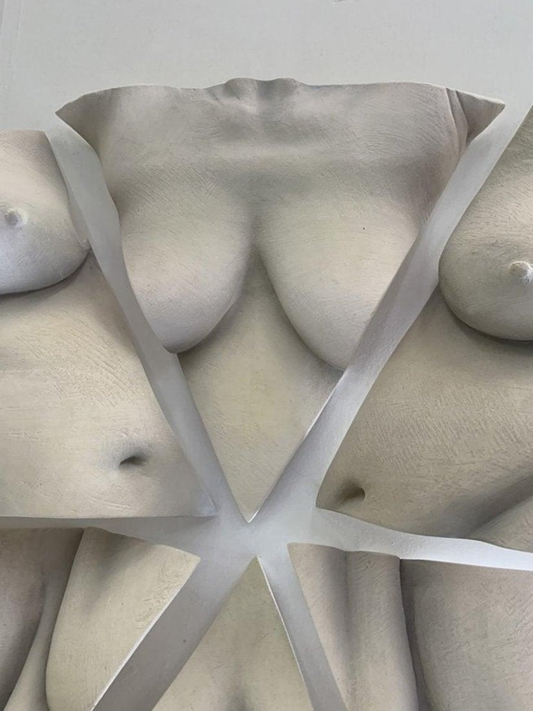 Tanya Ragir, SACRED GEOMETRY, Wall Sculpture 1/1 For Sale 2
