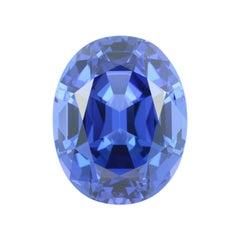 Tanzanite Ring Gem 11.11 Carat Oval Loose Gemstone
