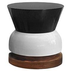 TAO 4 Stool/Table 'Minimalist, Contemporary, Wood Utility Sculpture'