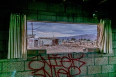 'Bombay Beach', 21st Century, Landscape Photography, Contemporary, Color