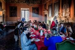 Castello Ruspoli, Vignanello - 21st Century, Figurative Photography
