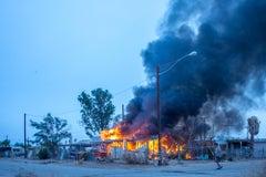 Fire, 21st Century, Landscape Photography, Contemporary, Color