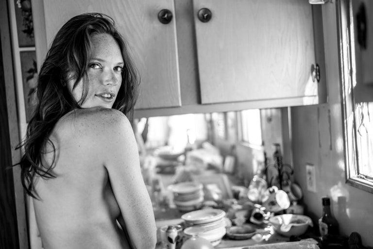 Tao Ruspoli Portrait Photograph - Karine / Contemporary, Color, Photography, Analog, 21st Century, Hollywood