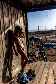 Melody (Bombay Beach), 21st Century, Nude Photography