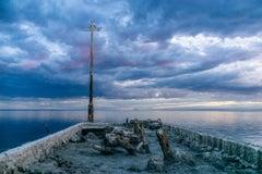'Salton Sea'  21st Century, Landscape Photography, Contemporary, Color