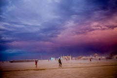 Sunset (Burning Man), 21st Century, Landscape Photography, Contemporary, Color