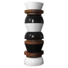 TAO TOTEM 'Minimalist, Contemporary, Utility Sculpture'