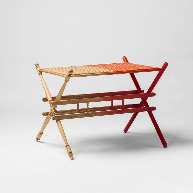 Modern Taola Table by Gazzaz Brothers, Limited Edition For Sale