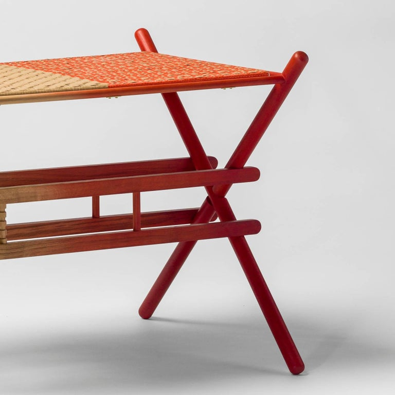 Contemporary Taola Table by Gazzaz Brothers, Limited Edition For Sale