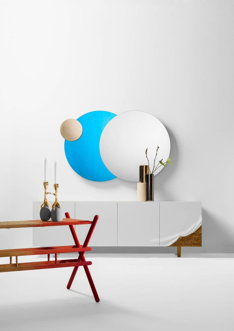 Taola Table by Gazzaz Brothers, Limited Edition For Sale 1