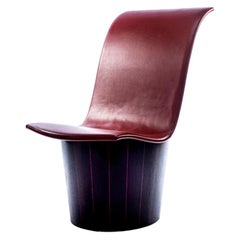 Tapered Oval Chair by Michael Hurwitz