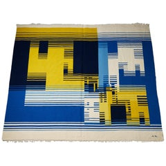 Tapestry by Leo Reis, Sweden, 1980s.