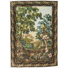 Tapestry Depicting a Forest from the Early 20th Century