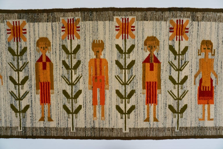 Tapestry from Poland.
