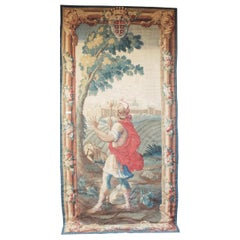 Tapestry Louis XIV, 17th Century
