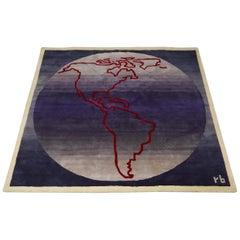 Tapestry/Rug by Rolf Brenner, Sweden, 1990