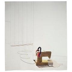 "Tapestry ""Singer"" by Liesbeth Abbenes"
